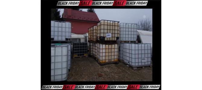 ibc 1000 lit Black Friday -20%