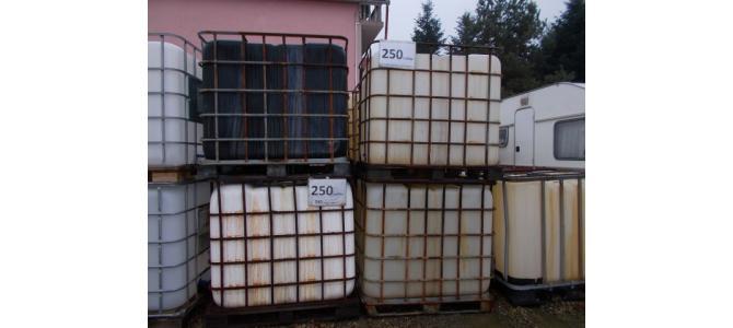 Rezervor ibc 1000 lit Black Friday -20% container cub