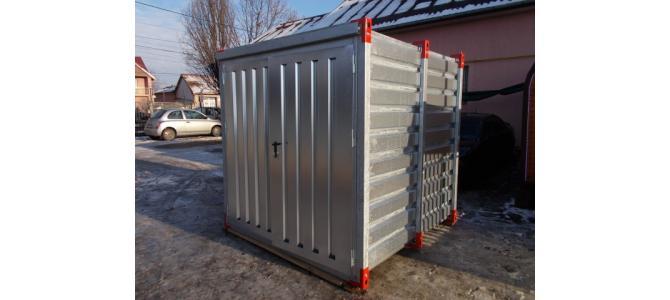 Container: 2,25m x 2,20m, Nou