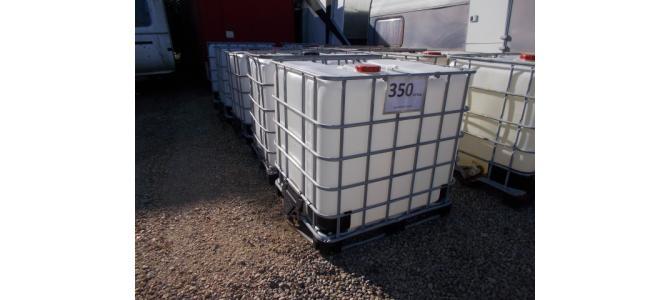 ibc container cub rezervor  1000 litri la Oradea,