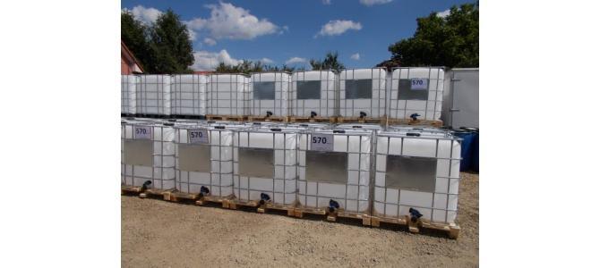 Ibc NOU 1000 litri , data fabricatiei:2021,01
