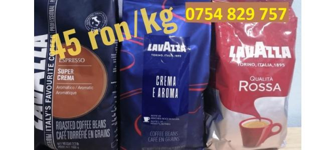 SUPEROFERTA Cafea Lavazza si Gel Concentrat ARIEL