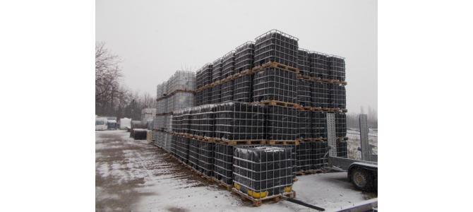 ibc 1000 litri  la Oradea, negru la 185