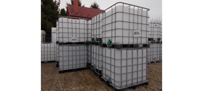 ibc container  1000 litri ,  la 450 Lei, pentru uz alimentar
