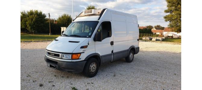 Iveco Daily Frigorific , Carrier -25°