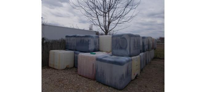 ibc balon container cub rezervor bazin 100 lei/buc