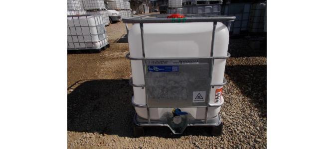 Container cub bazin de apa ibc 600 litri la Oradea, 420Lei