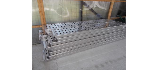 Rampa trailer din aluminiu NOU, 1800 Ron/2buc