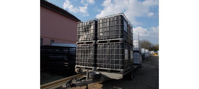 ibc container cub 1000 litri la Oradea,  la 250 Lei