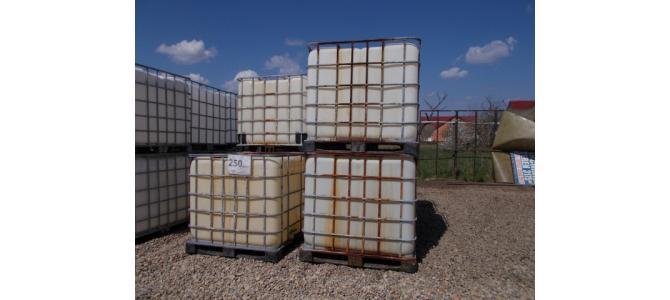 ibc container cub  1000 litri , 250 Lei, avem pe stoc