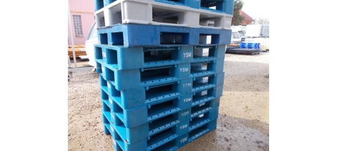 Palet de PVC plastic ibc la 50 Lei, la Oradea