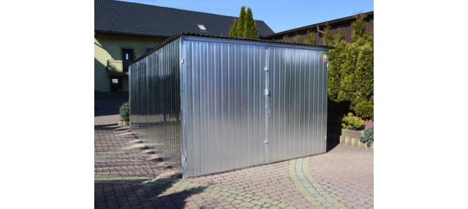 Garaj metalic NOU 3mx5m  3900 lei