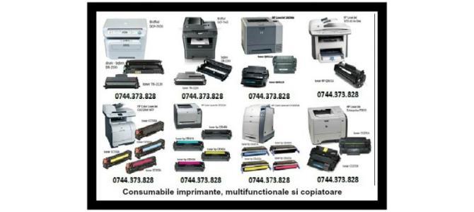 Cartuse imprimante Hp Xerox Samsung Lexmark Canon etc.