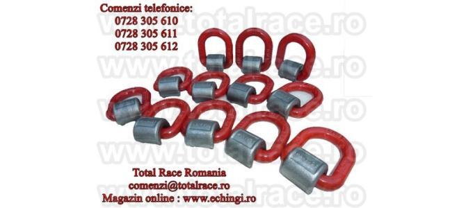 Inele sudabile flexibile din otel Total Race