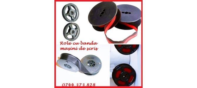 Role negre si bicolore-masini de scris 0744373828