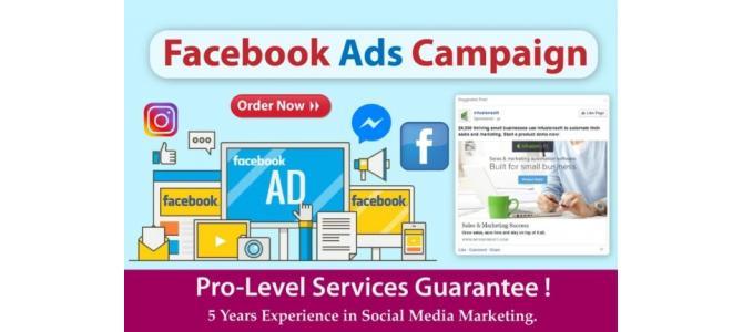 Administrare Campanii Facebook - Publicitate Facebook