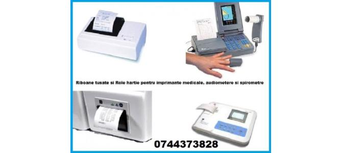 Rola hartie pt. spirometru Spirolab, Dataspir, Vitalograph