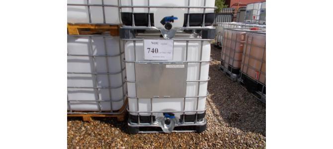 Ibc NOU rezervor 1000 litri la Oradea la 740 Lei