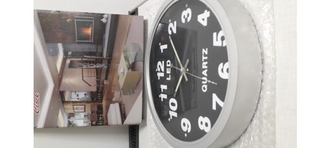 Ceas de perete color Nou