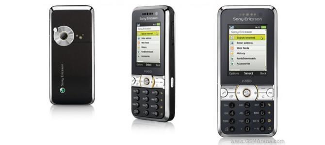 Telfon K660i de vanzare....