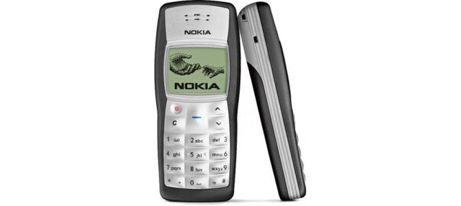 VAND URGENT NOKIA 1100 (MADE IN GERMANY)