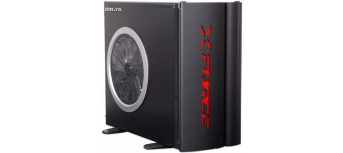 VAND CRCASA RAIDMAX X-Force Black