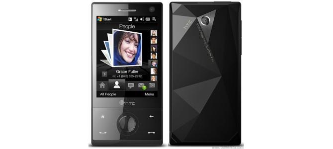 Vand HTC Touch Diamond
