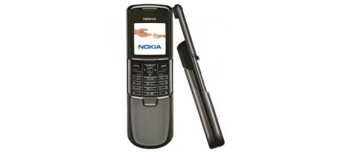 Vand Nokia 8800 Special edition