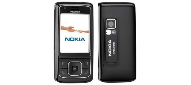 Vand Nokia 6288