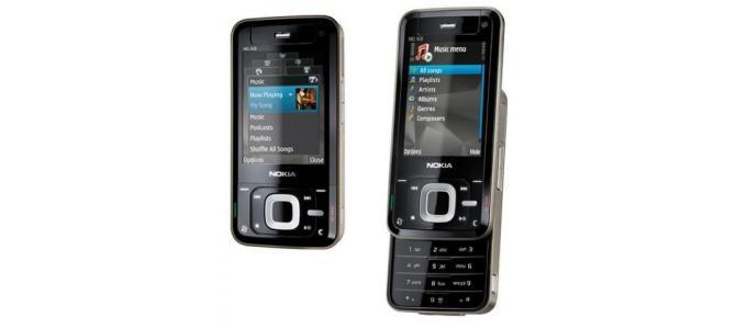 vand Nokia N81