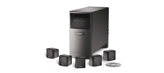 BOSE ACOUSTIMASS® 6 Home Cinema Speaker System