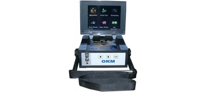 Vand detector de metale OKM 3D