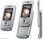 Vand Samsung E250 la cutie. L-am…