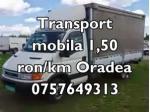 Transport marfa mobila mutari montat demontat
