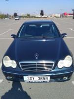 Mercedes C200 Kompressor + GPL