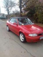 Vând sau schimb Opel Astra F Cabrio