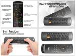 Mouse MELE F10 + wireless Keyboard 2.4ghz For Android TV PC