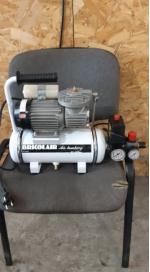 Compressor Airbrush Bricolair professional