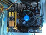 Vând kit i3 4170 3,7GHz+Asus H81M-K + 8GB DDR3 1600MHz