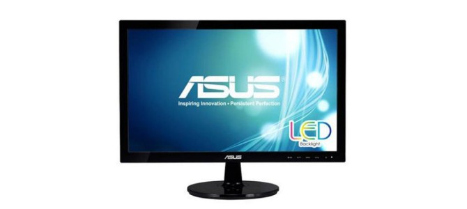 Vand Monitor Led asus vs 197 in stare perfecta
