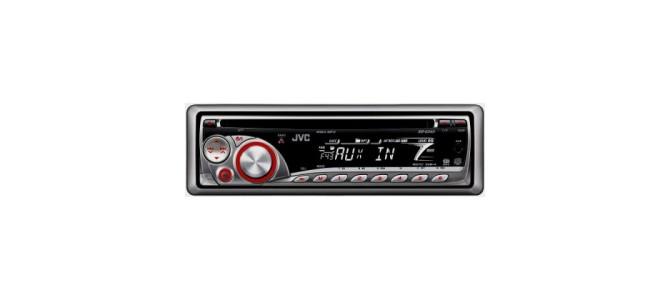 Radio-cd mp3 JVC KD-343