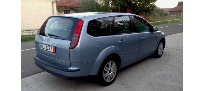 Ford Focus 2  1.6 DIESEL  An 2007  EURO 4