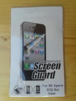 Vand Folie Display Sony Ericsson Xperia Arc X12 NOUA Pret 10 Lei
