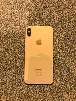 Vand Iphone X SMAX 64 gb Gold in stare impecabila!!!