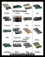 Cartuse imprimante 0744373828 HP, Samsung, Lexmark,