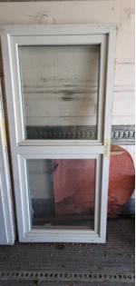 Geam termopan dublu,  dimensiune 197 x 89,5 cm