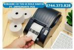 Role hartie pentru imprimante gestiune, logistica etc,