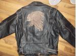 geaca chopper,indian,moto,sport,atv,enduro,vintage,rock