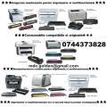 Cartuse pentru imprimante Hp, Samsung, Lexmark, Xerox,