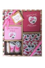 Set cadou bebe 5 piese Love Tom Kids 0-6 luni